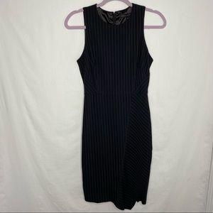 White House Black Market sleeveless tight dress